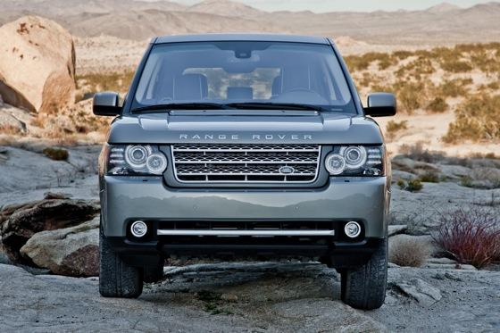 2011 Land Rover Range Rover - First Drive featured image large thumb6