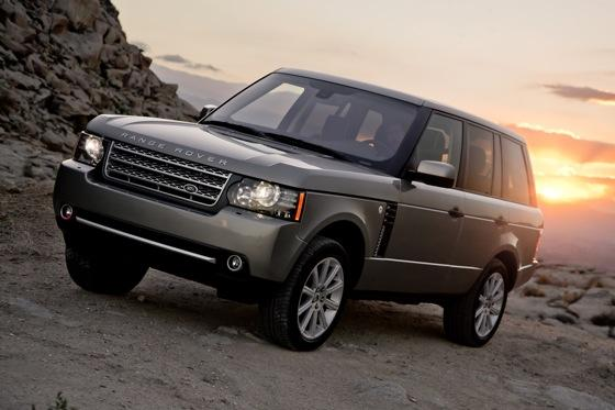 2011 Land Rover Range Rover - First Drive featured image large thumb2