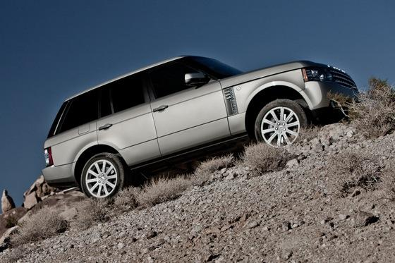 2011 Land Rover Range Rover - First Drive featured image large thumb4