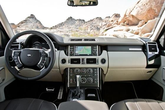 2011 Land Rover Range Rover - First Drive featured image large thumb8