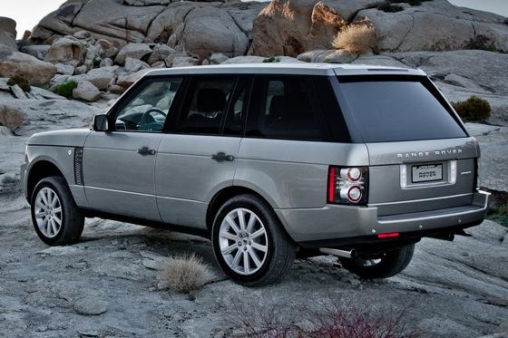 2011 Land Rover Range Rover - First Drive featured image large thumb7