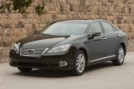 2007 2011 lexus es 350 used car review autotrader. Black Bedroom Furniture Sets. Home Design Ideas