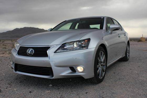 2013 Lexus GS: New Car Review featured image large thumb0