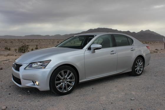 2013 Lexus GS: New Car Review featured image large thumb1