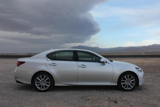 2013 Lexus GS: New Car Review featured image large thumb5
