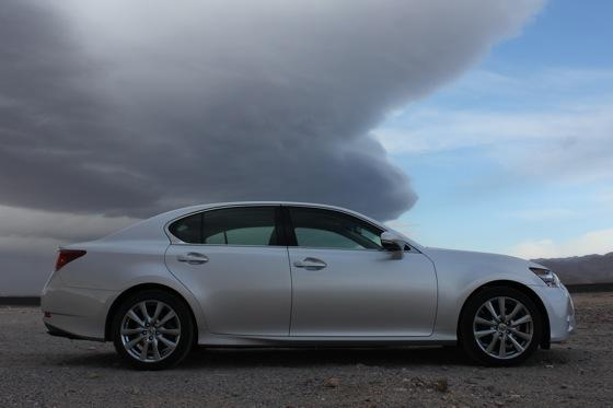 2013 Lexus GS: New Car Review featured image large thumb6