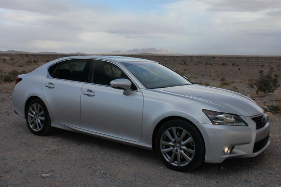 2013 Lexus GS: New Car Review featured image large thumb7