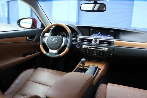 2013 Lexus GS: New Car Review featured image large thumb13