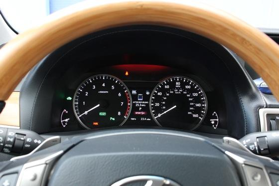 2013 Lexus GS: New Car Review featured image large thumb24