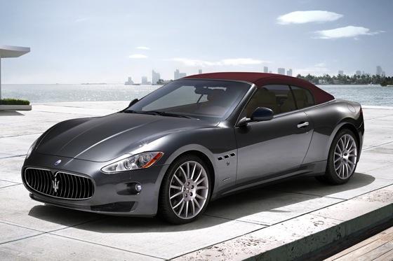 Maserati GranTurismo Convertible - First Drive featured image large thumb2