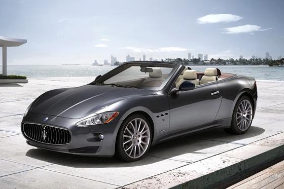 Maserati GranTurismo Convertible - First Drive featured image large thumb3