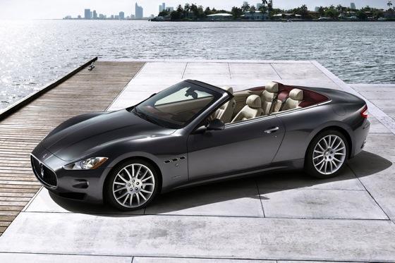 Maserati GranTurismo Convertible - First Drive featured image large thumb4