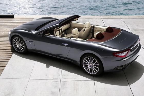 Maserati GranTurismo Convertible - First Drive featured image large thumb6