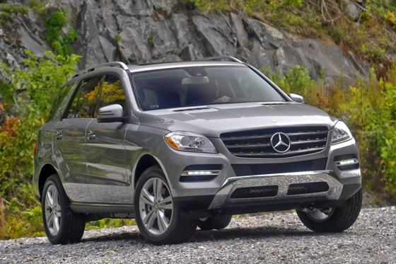 2012 Mercedes-Benz M-Class: First Look featured image large thumb0