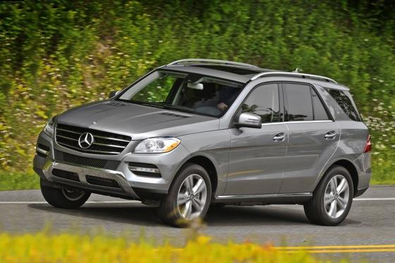 2012 Mercedes-Benz M-Class: First Look featured image large thumb2