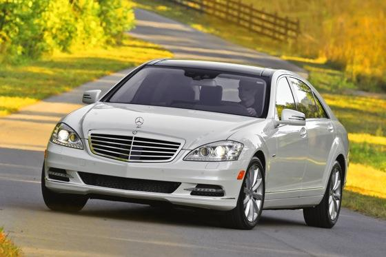 2012 Mercedes-Benz S-Class: First Drive featured image large thumb2