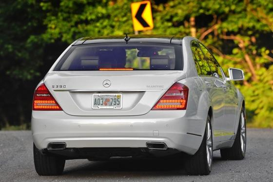 2012 Mercedes-Benz S-Class: First Drive featured image large thumb3
