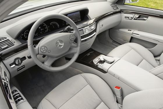 2012 Mercedes-Benz S-Class: First Drive featured image large thumb4