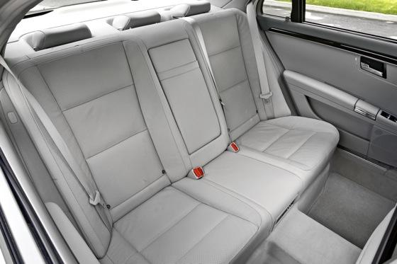 2012 Mercedes-Benz S-Class: First Drive featured image large thumb5