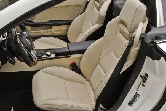 2012 Mercedes-Benz SLK350: New Car Review featured image large thumb5