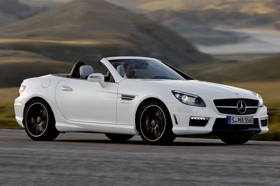 2012 Mercedes-Benz SLK55 AMG: First Drive featured image large thumb1