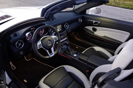2012 Mercedes-Benz SLK55 AMG: First Drive featured image large thumb6