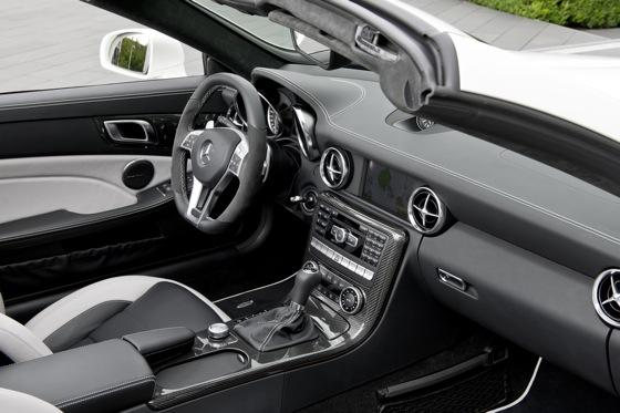 2012 Mercedes-Benz SLK55 AMG: First Drive featured image large thumb7