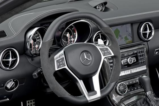 2012 Mercedes-Benz SLK55 AMG: First Drive featured image large thumb8