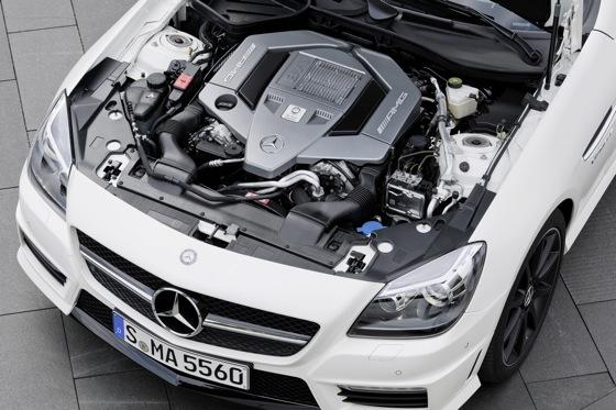2012 Mercedes-Benz SLK55 AMG: First Drive featured image large thumb10