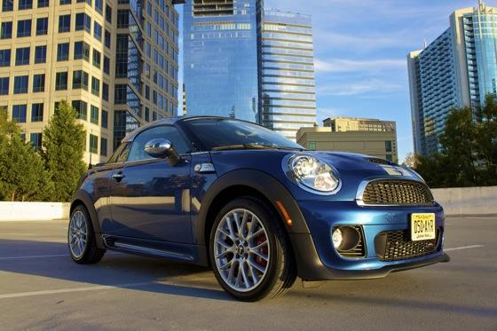 2012 Mini JCW Coupe: How Far is Too Far? featured image large thumb2