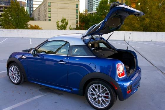 2012 Mini JCW Coupe: How Far is Too Far? featured image large thumb16