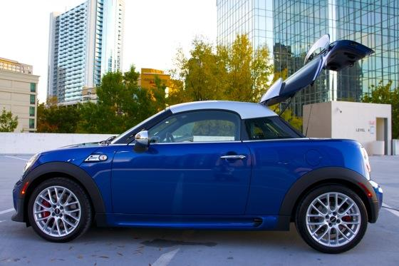 2012 Mini JCW Coupe: How Far is Too Far? featured image large thumb17