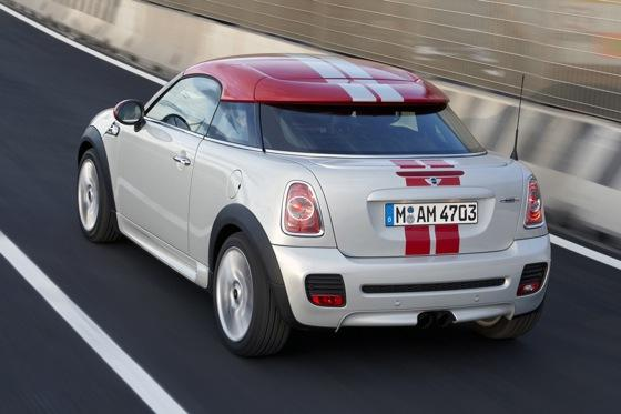 First Drive: 2012 Mini Cooper Coupe featured image large thumb38