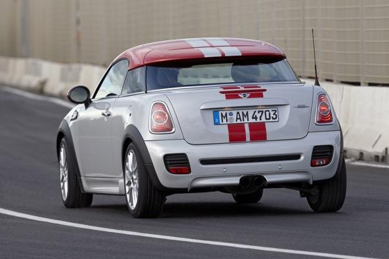First Drive: 2012 Mini Cooper Coupe featured image large thumb33