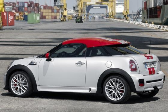 First Drive: 2012 Mini Cooper Coupe featured image large thumb8