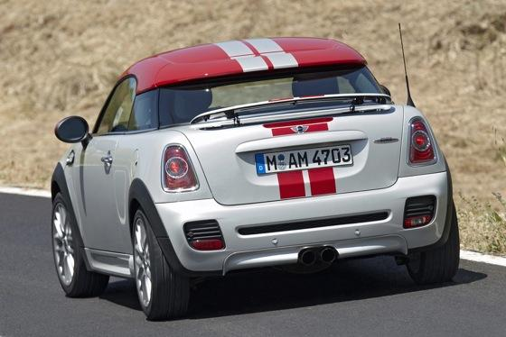 First Drive: 2012 Mini Cooper Coupe featured image large thumb22