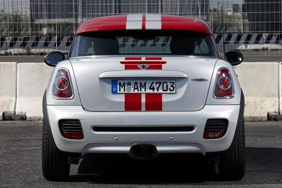 First Drive: 2012 Mini Cooper Coupe featured image large thumb3