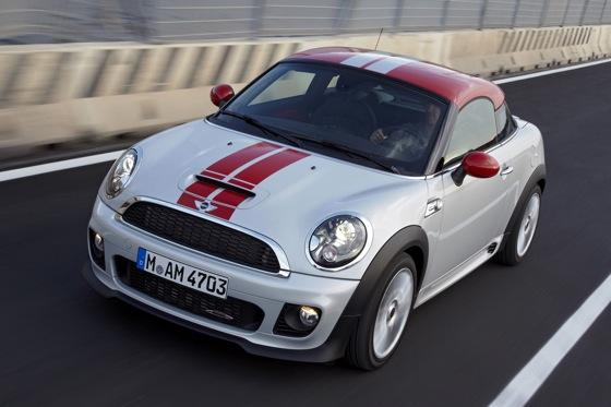 First Drive: 2012 Mini Cooper Coupe featured image large thumb36