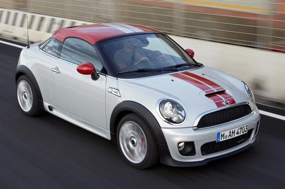 First Drive: 2012 Mini Cooper Coupe featured image large thumb35