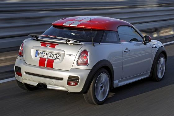First Drive: 2012 Mini Cooper Coupe featured image large thumb20