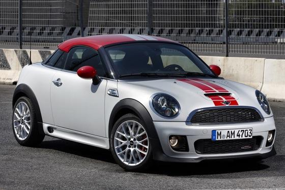 First Drive: 2012 Mini Cooper Coupe featured image large thumb0