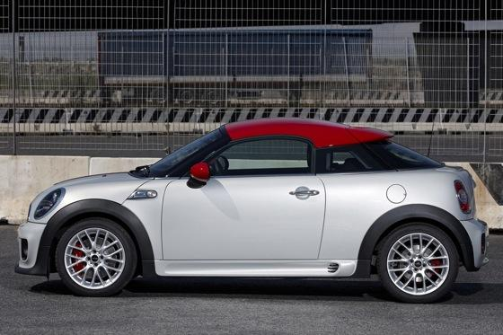 First Drive: 2012 Mini Cooper Coupe featured image large thumb11