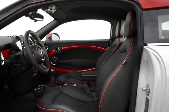 First Drive: 2012 Mini Cooper Coupe featured image large thumb46