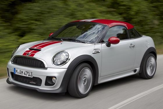 First Drive: 2012 Mini Cooper Coupe featured image large thumb25