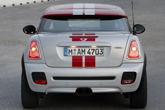 First Drive: 2012 Mini Cooper Coupe featured image large thumb30