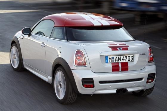 First Drive: 2012 Mini Cooper Coupe featured image large thumb14