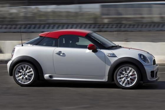 First Drive: 2012 Mini Cooper Coupe featured image large thumb12