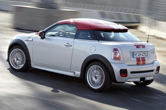 First Drive: 2012 Mini Cooper Coupe featured image large thumb15