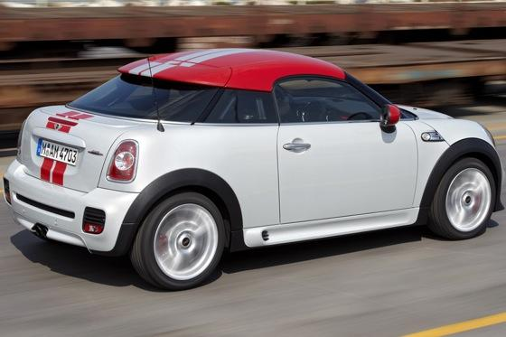 First Drive: 2012 Mini Cooper Coupe featured image large thumb4