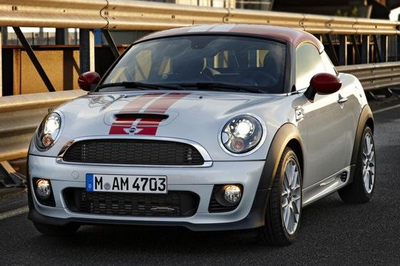 First Drive: 2012 Mini Cooper Coupe featured image large thumb39